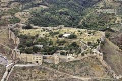 Цитадель Нарын-кала. Вид с северо-востока.