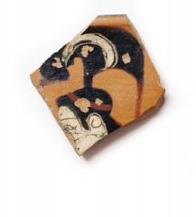 Находки с поселения: фрагмент килика. Аттика. 550–520 гг. до н.э.