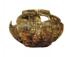 Находки из погребения 25: сосуд керамический.